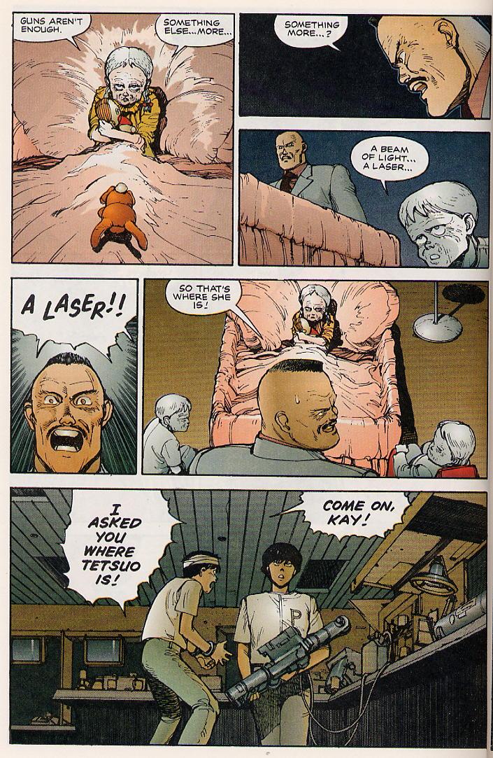 Read online Akira comic -  Issue #8 - 20