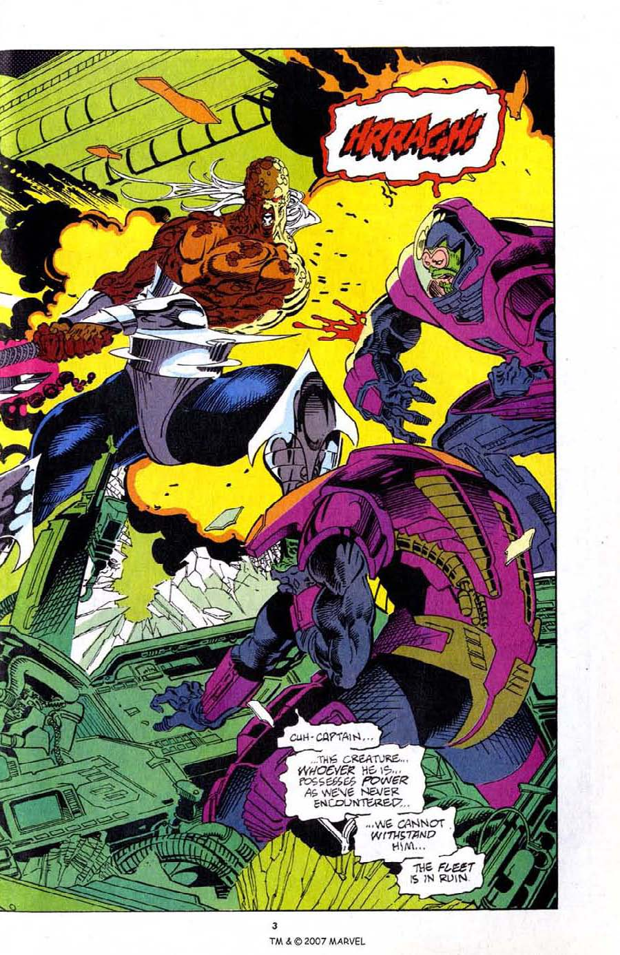 Read online Silver Surfer (1987) comic -  Issue # _Annual 7 - 5
