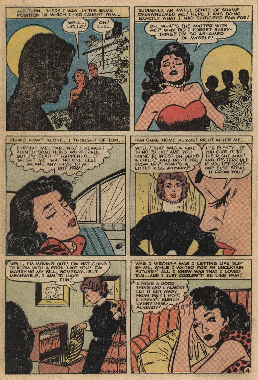 Love Romances (1949) issue 66 - Page 6