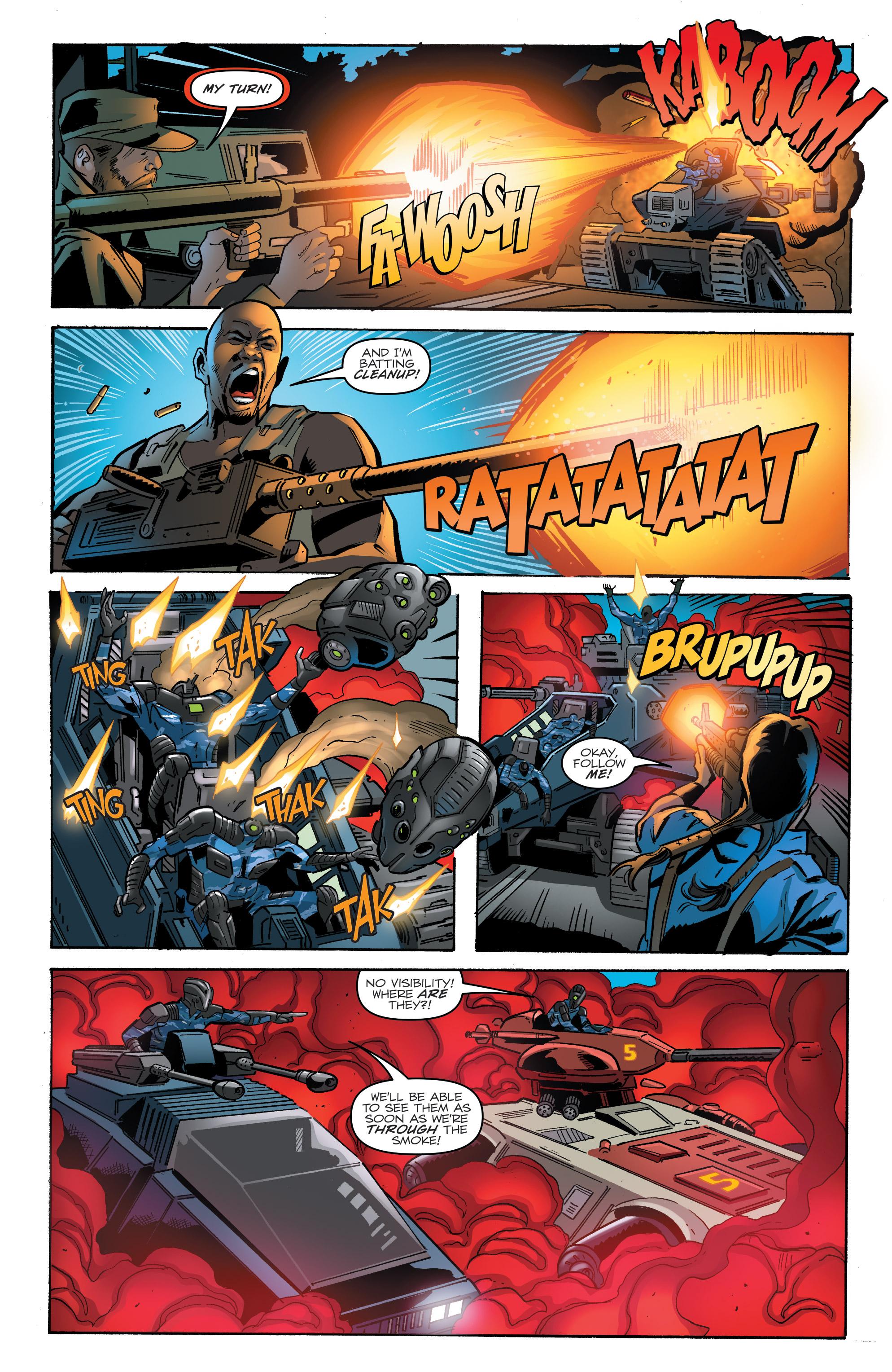 Read online G.I. Joe: A Real American Hero comic -  Issue #240 - 8