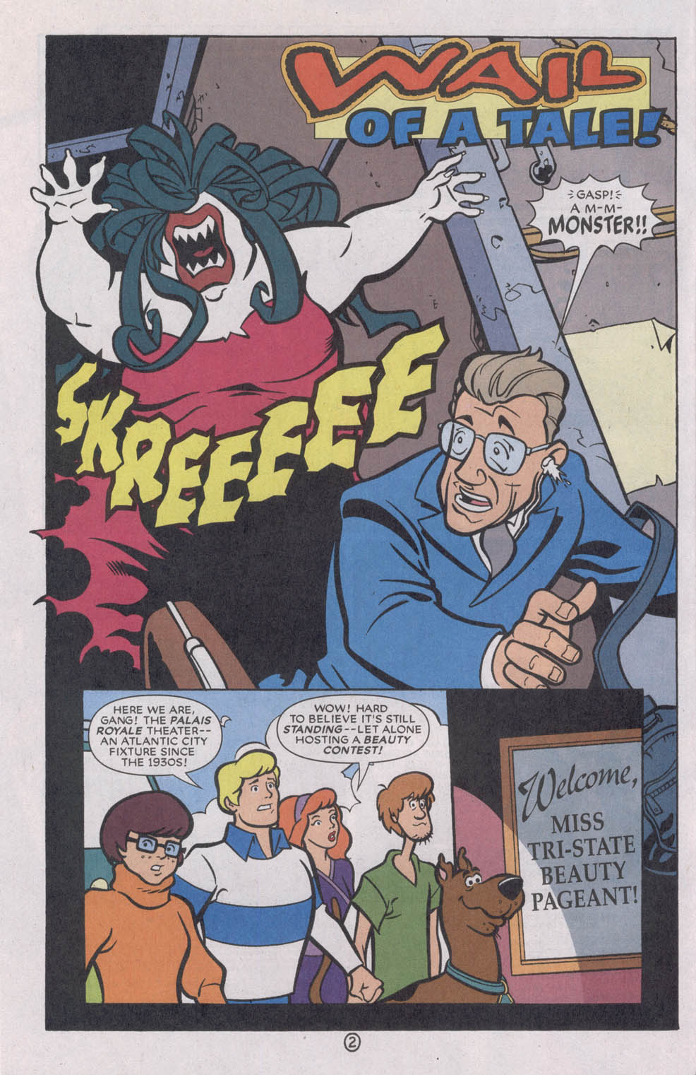 Read online Scooby-Doo (1997) comic -  Issue #76 - 4