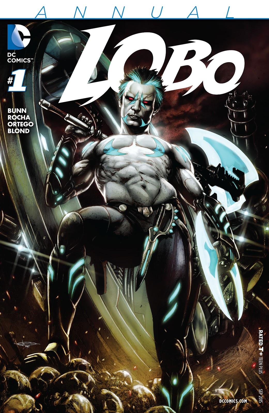 Lobo (2014) _Annual Page 1