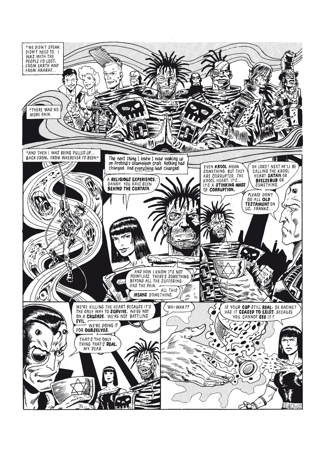 Read online The Complete Bad Company comic -  Issue # TPB - 202