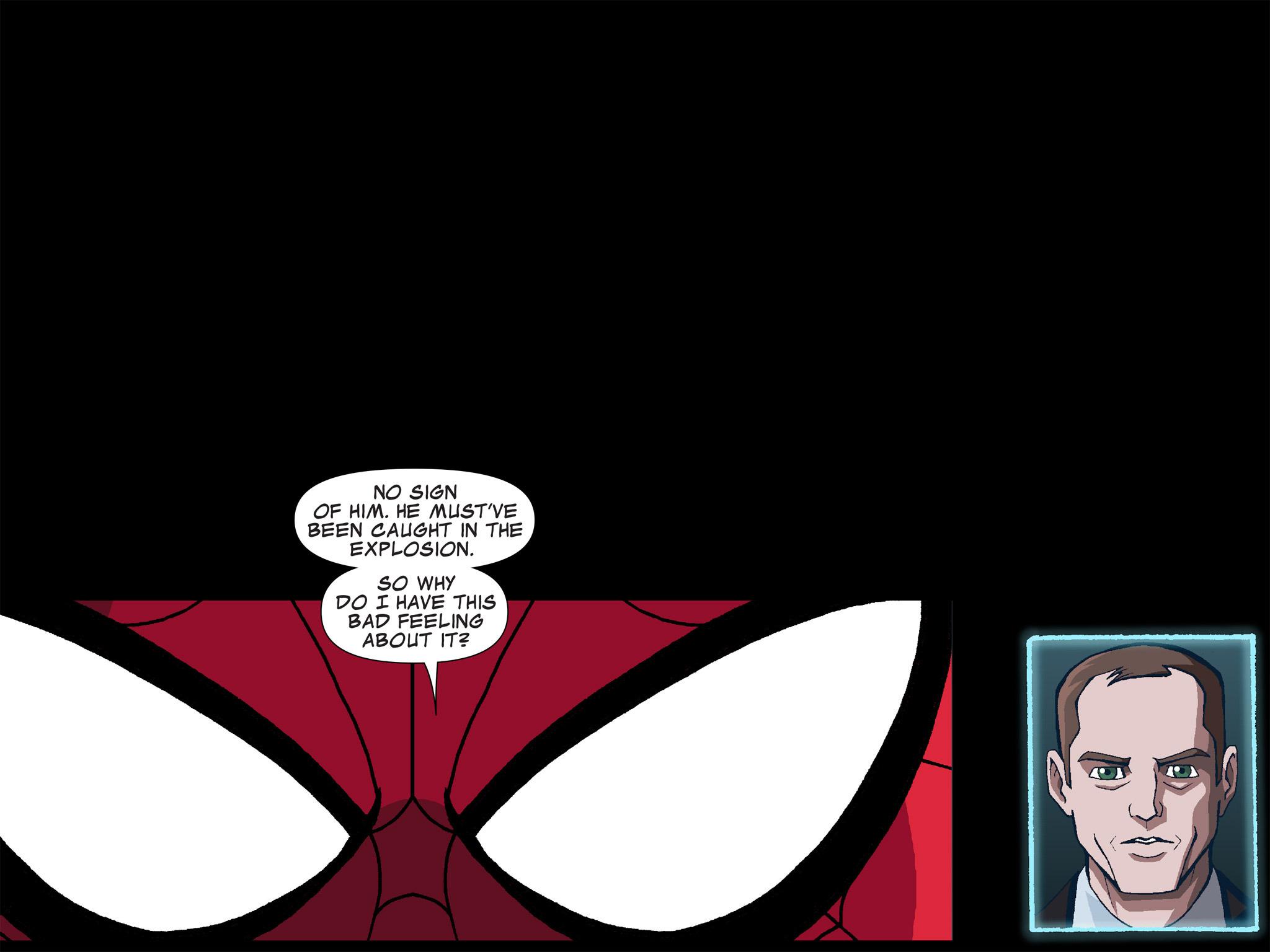 Read online Ultimate Spider-Man (Infinite Comics) (2015) comic -  Issue #5 - 11