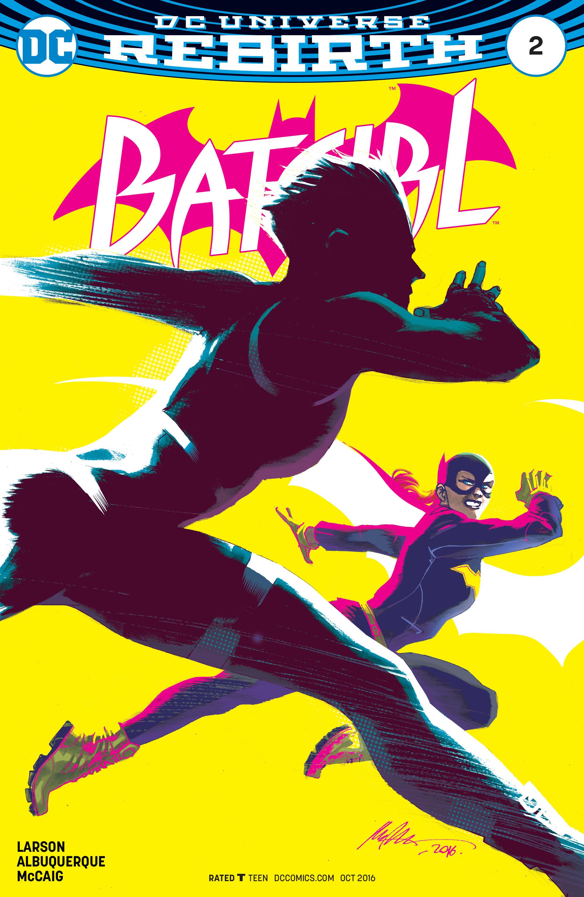Batgirl (2016) 2 Page 1
