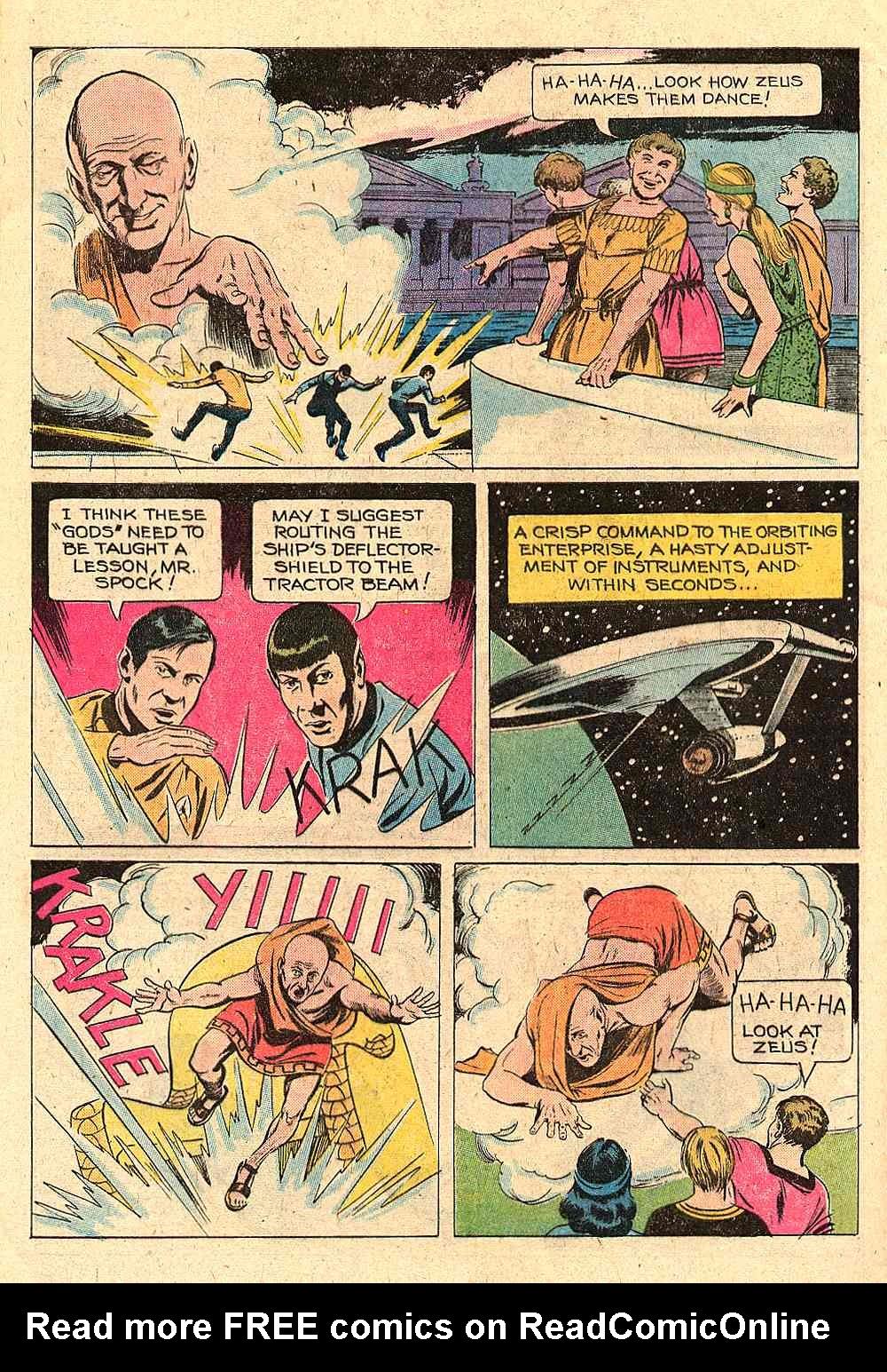 Star Trek (1967) issue 53 - Page 23