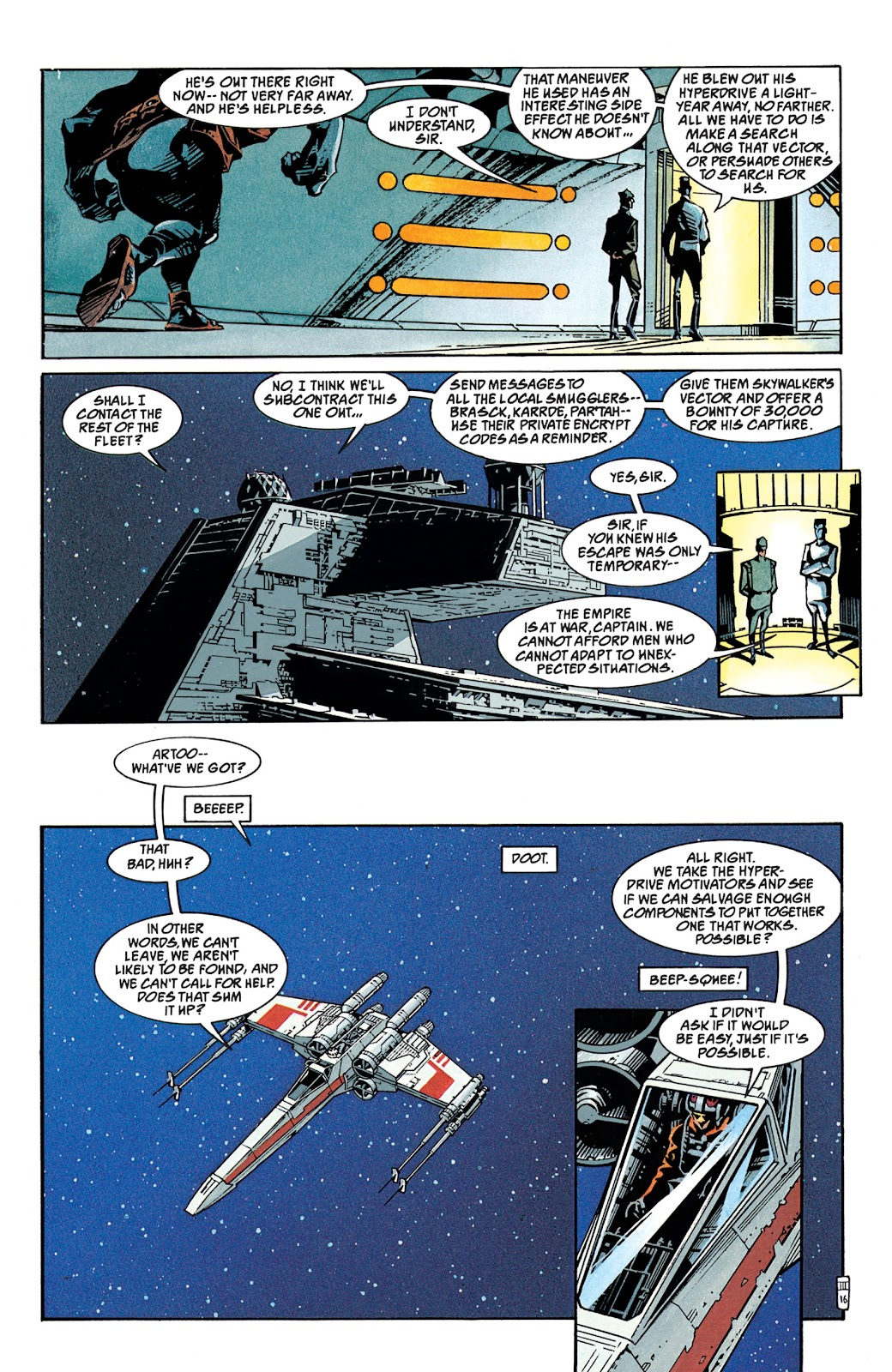 Read online Star Wars Legends: The New Republic - Epic Collection comic -  Issue # TPB 4 (Part 1) - 71
