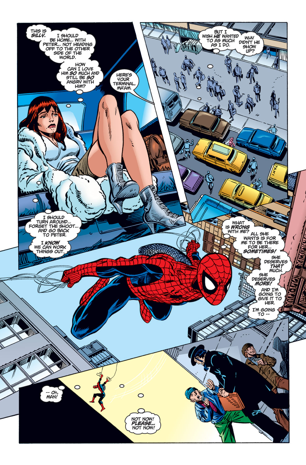 The Amazing Spider-Man (1999) 13 Page 9