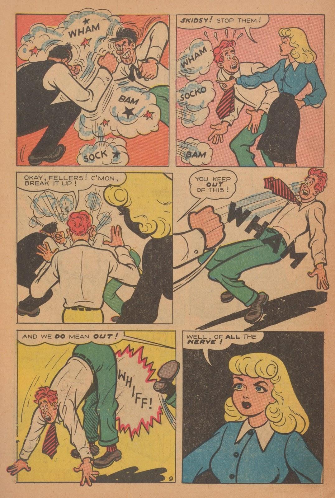 Read online Gay Comics comic -  Issue #29 - 18