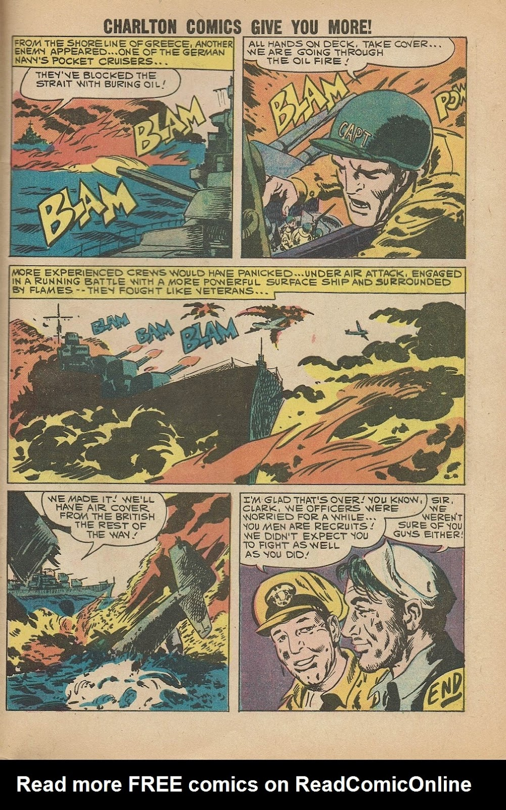 Read online Fightin' Navy comic -  Issue #95 - 33