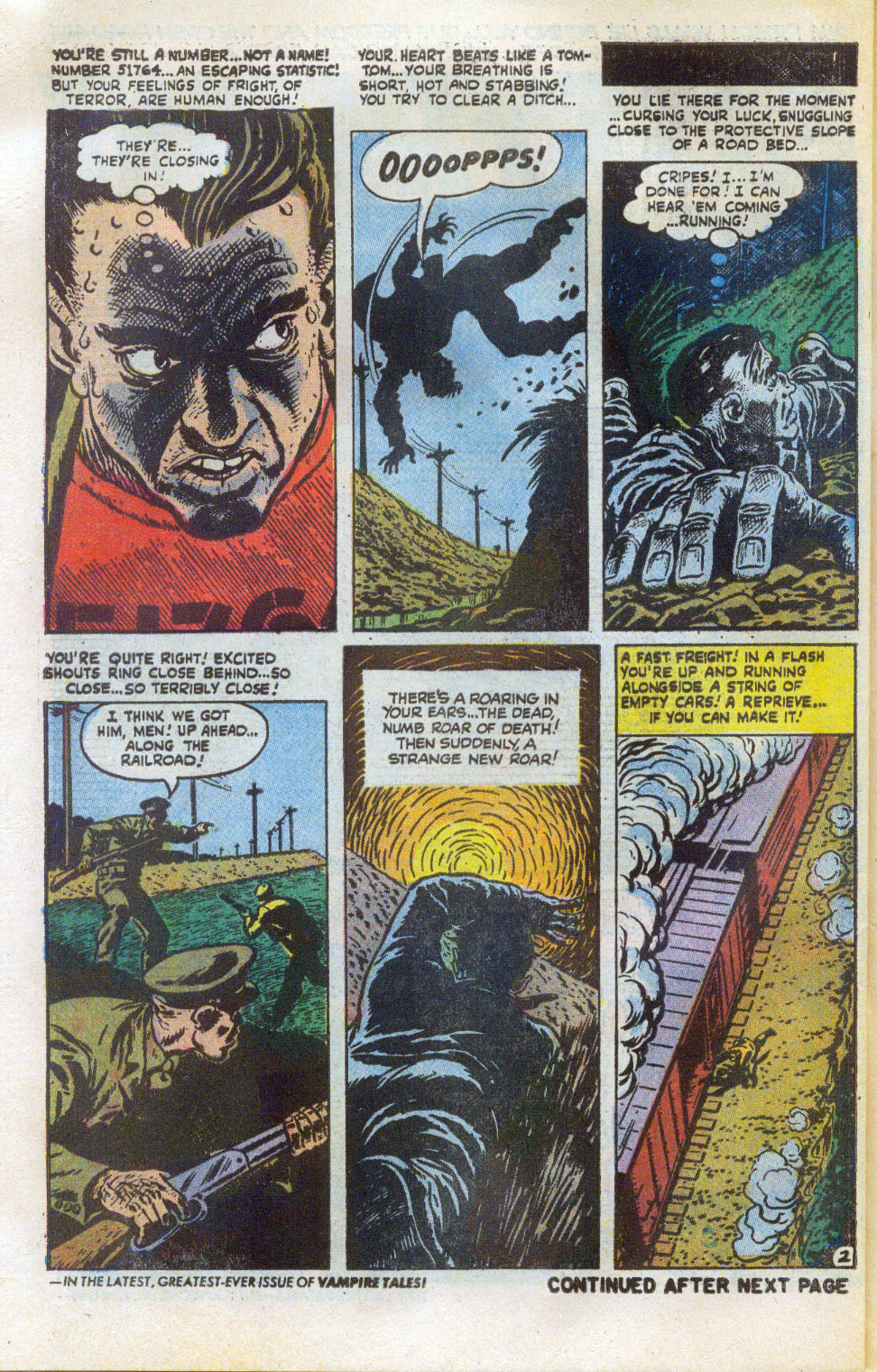 Crypt of Shadows (1973) issue 6 - Page 30