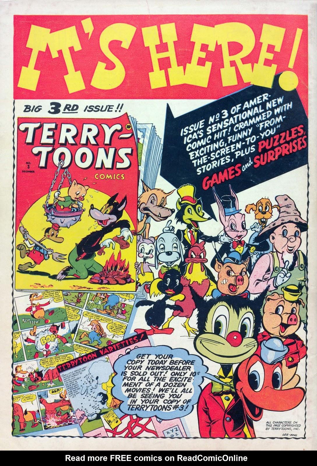 Krazy Komics issue 4 - Page 68