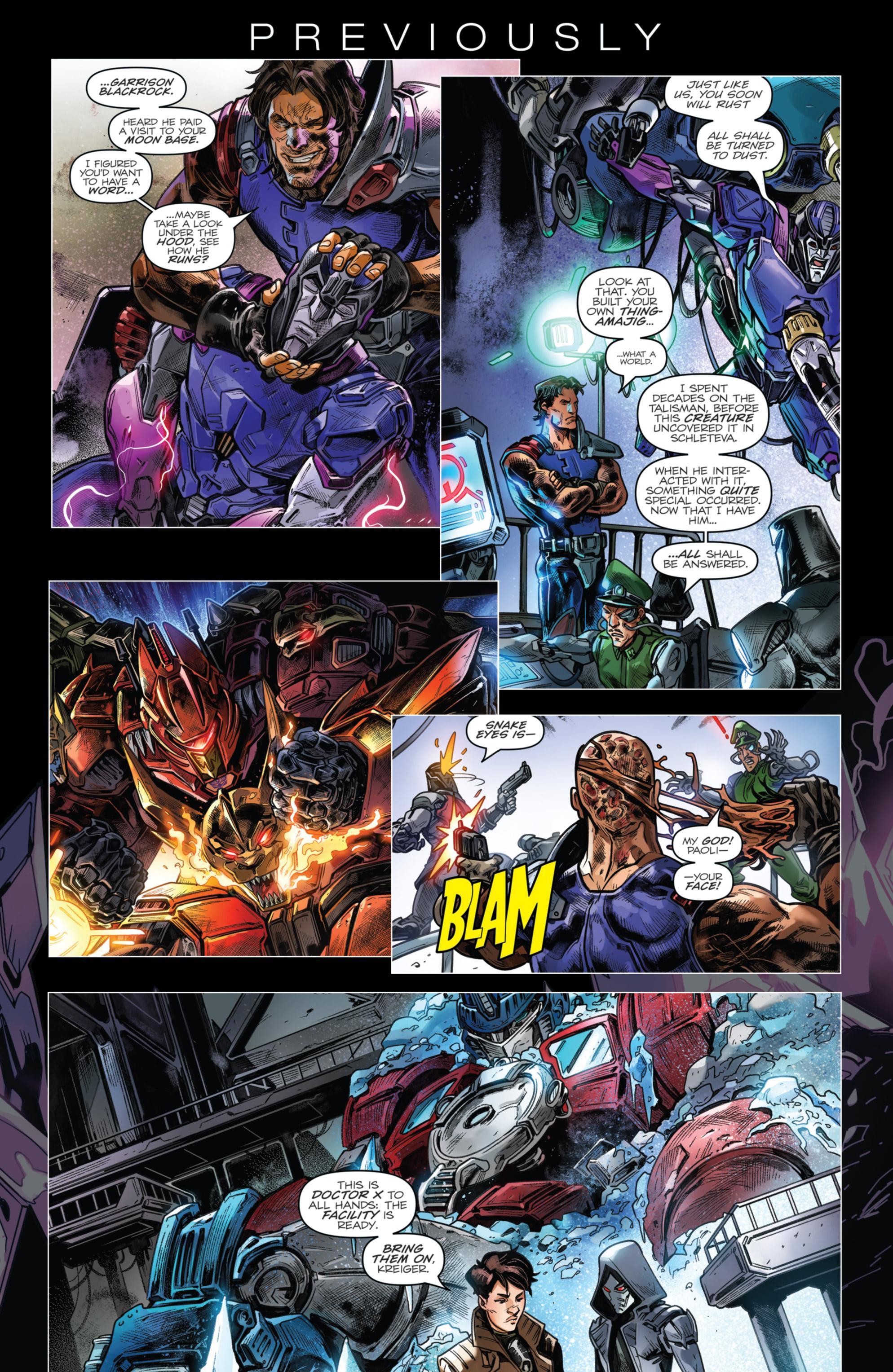 Read online Revolutionaries comic -  Issue #5 - 3