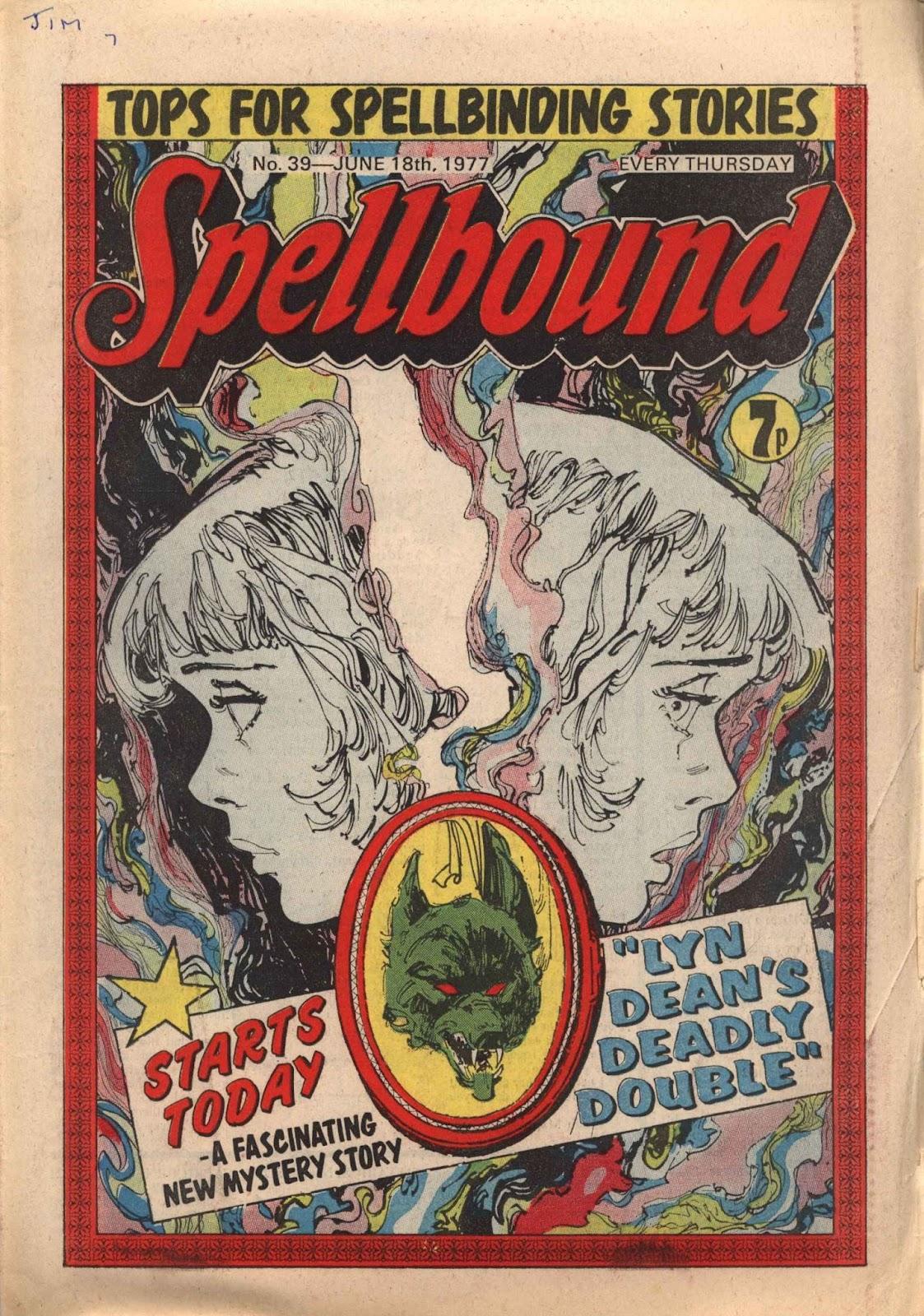 Spellbound (1988) issue 39 - Page 1