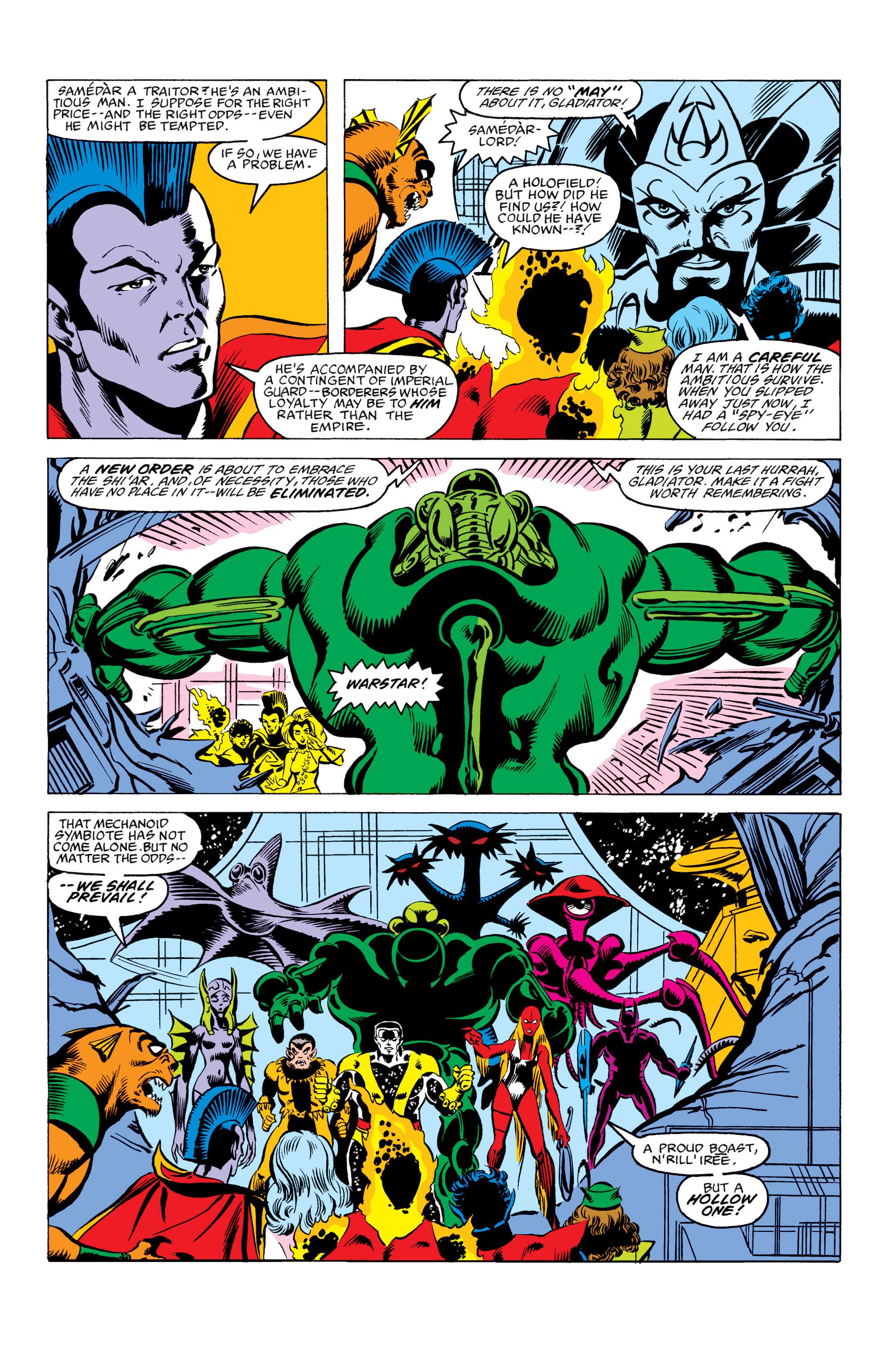 Read online Uncanny X-Men (1963) comic -  Issue #157 - 18