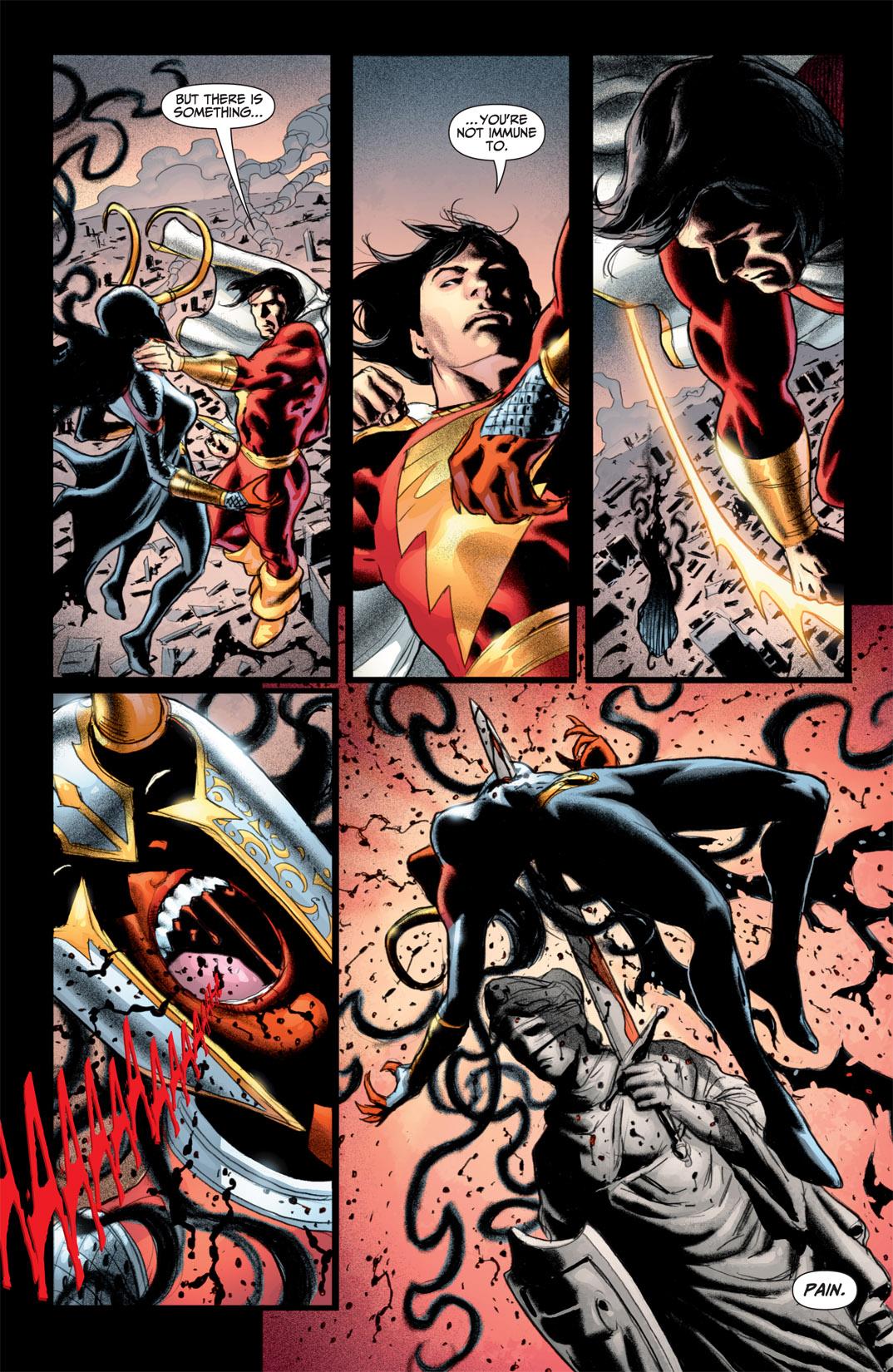 Read online Shazam! (2011) comic -  Issue #1 - 16