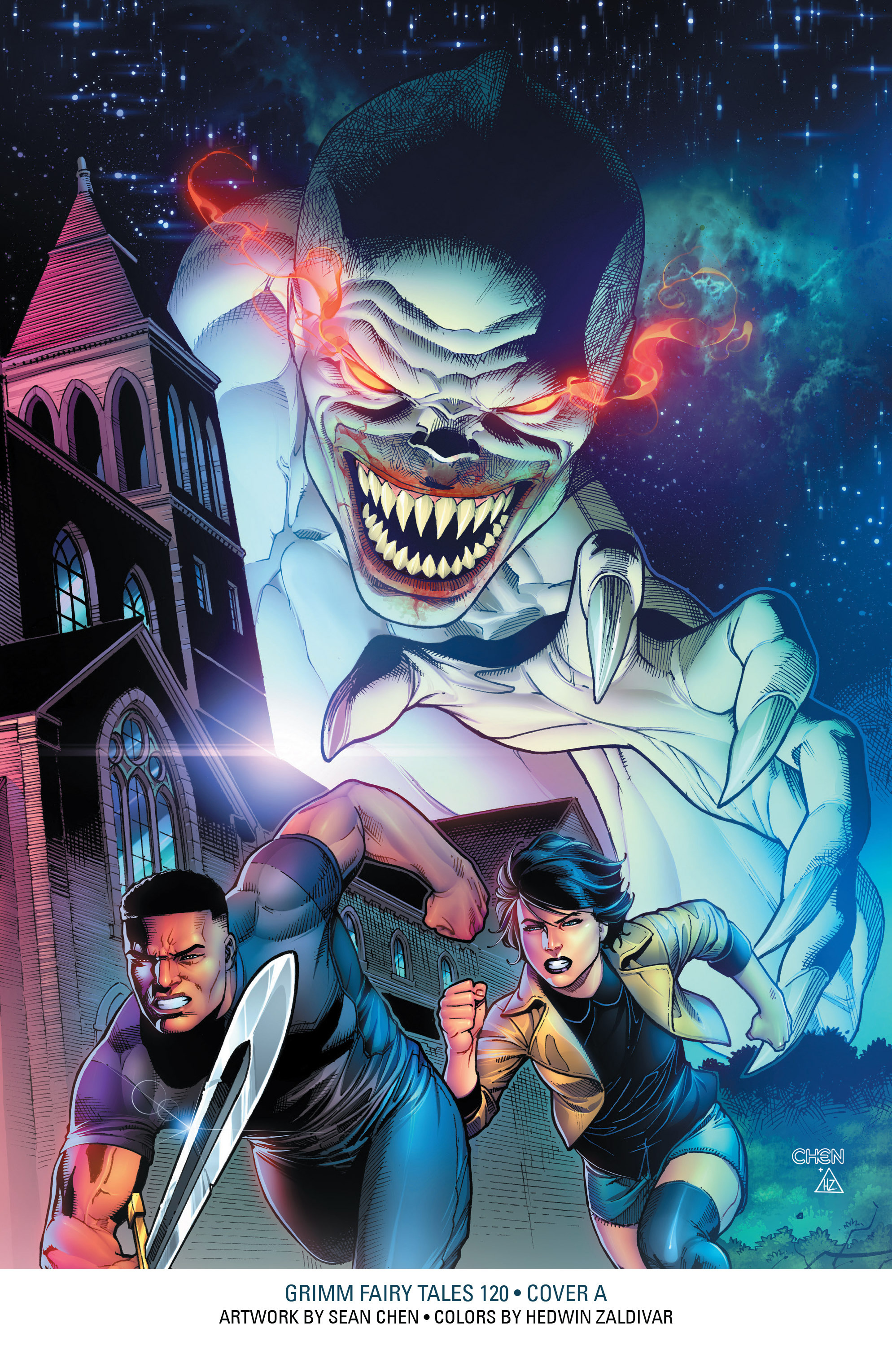 Read online Grimm Fairy Tales: Arcane Acre comic -  Issue # TPB 4 - 203