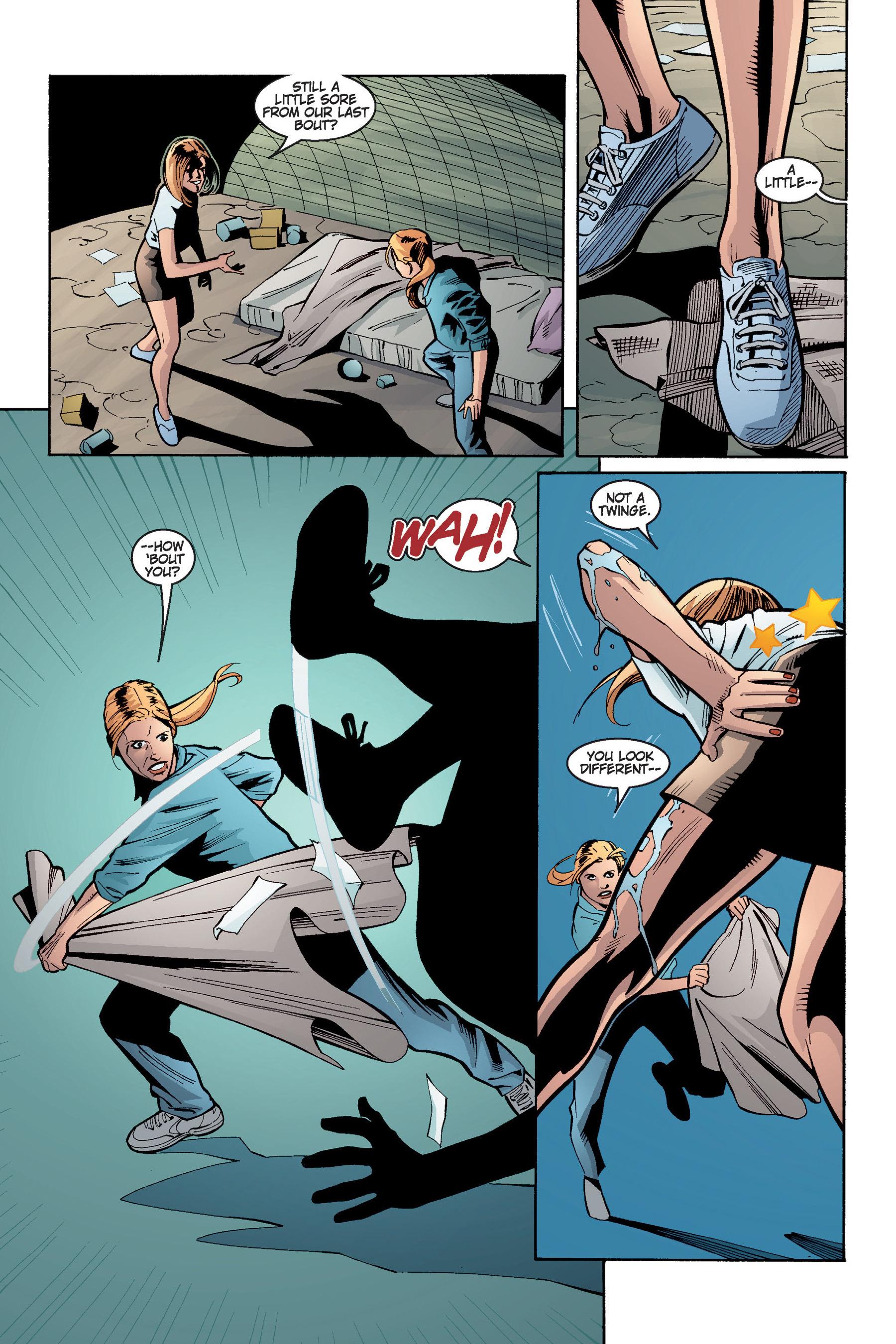 Read online Buffy the Vampire Slayer: Omnibus comic -  Issue # TPB 4 - 189