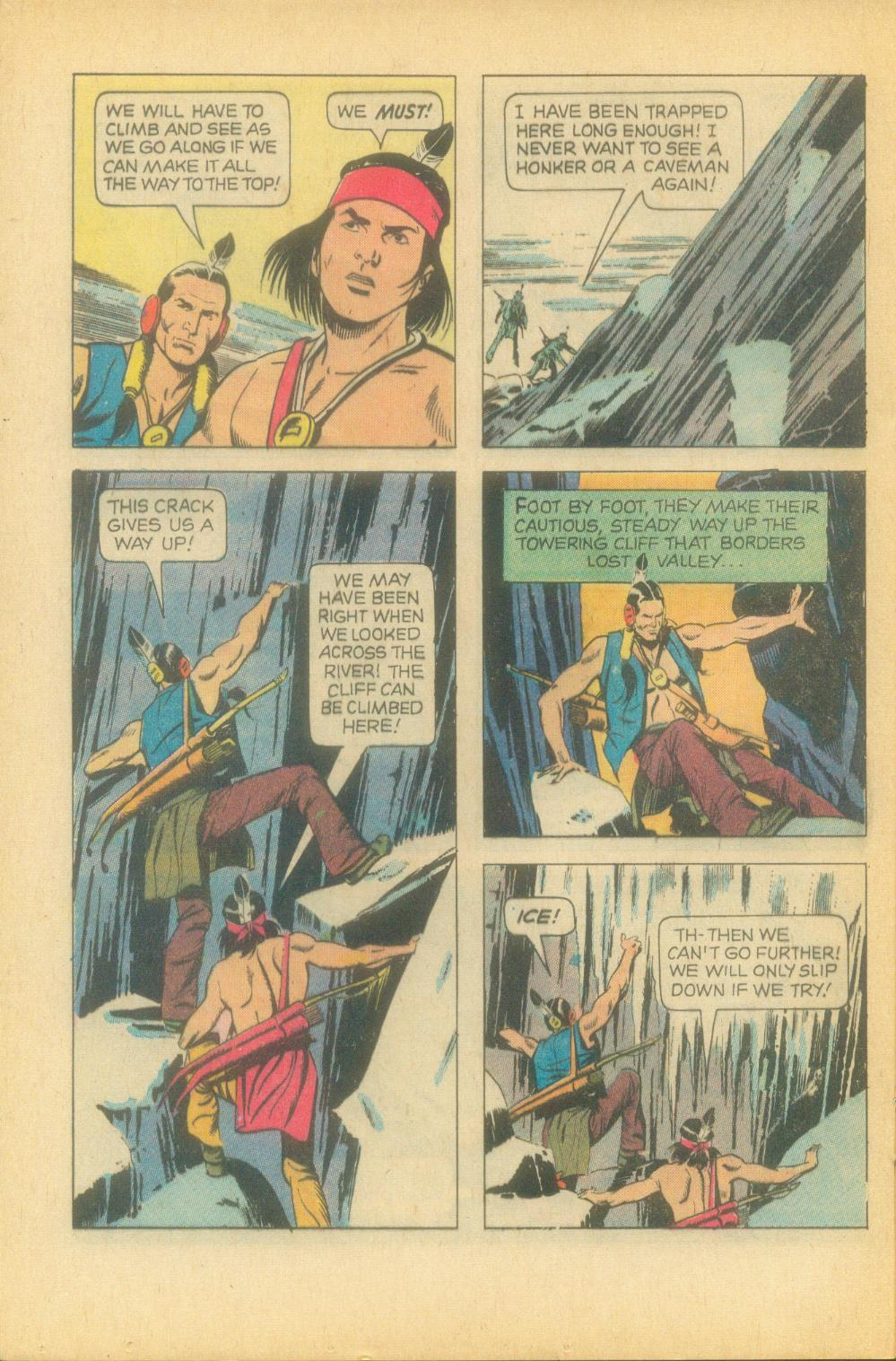 Read online Turok, Son of Stone comic -  Issue #81 - 24