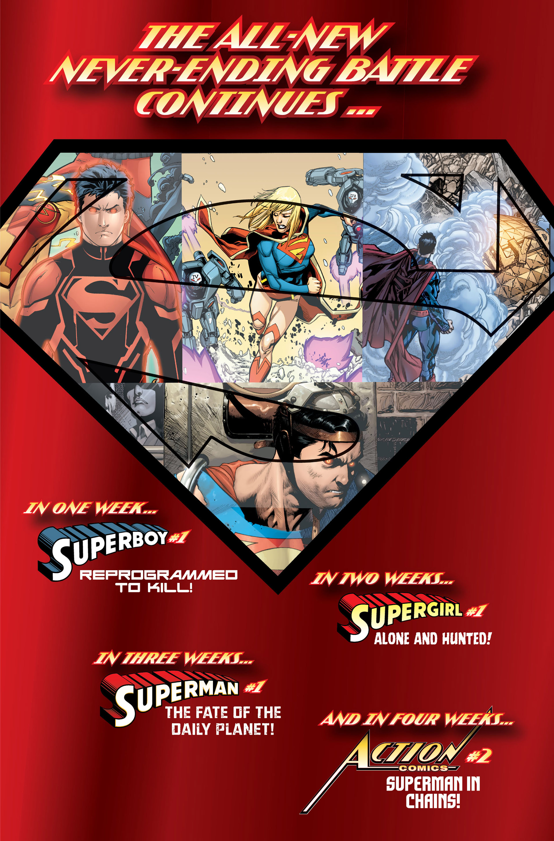 Read online Action Comics (2011) comic -  Issue #1 - 36