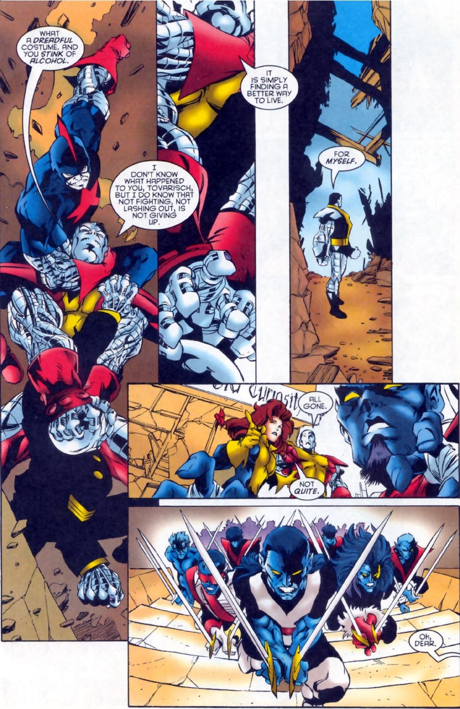 Excalibur (1988) issue 103 - Page 18