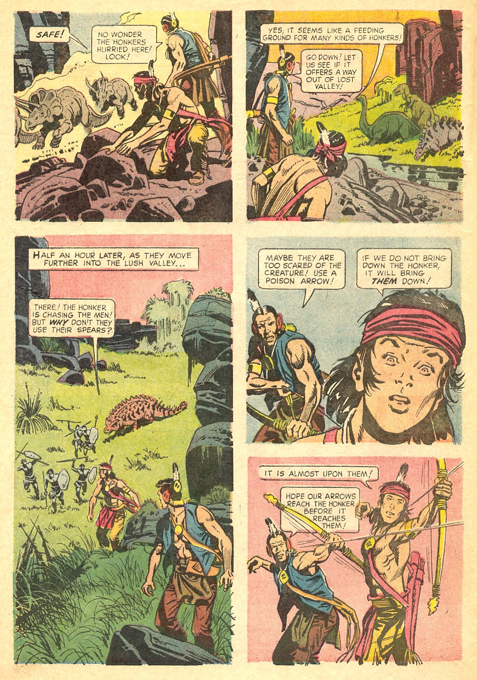 Read online Turok, Son of Stone comic -  Issue #68 - 4