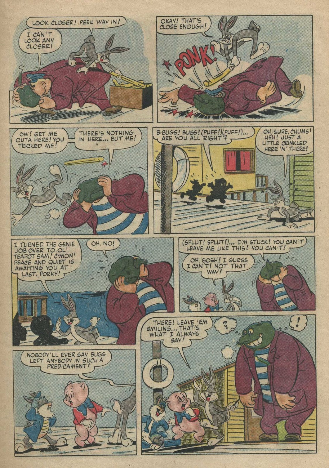 Bugs Bunny (1952) issue 32 - Page 17