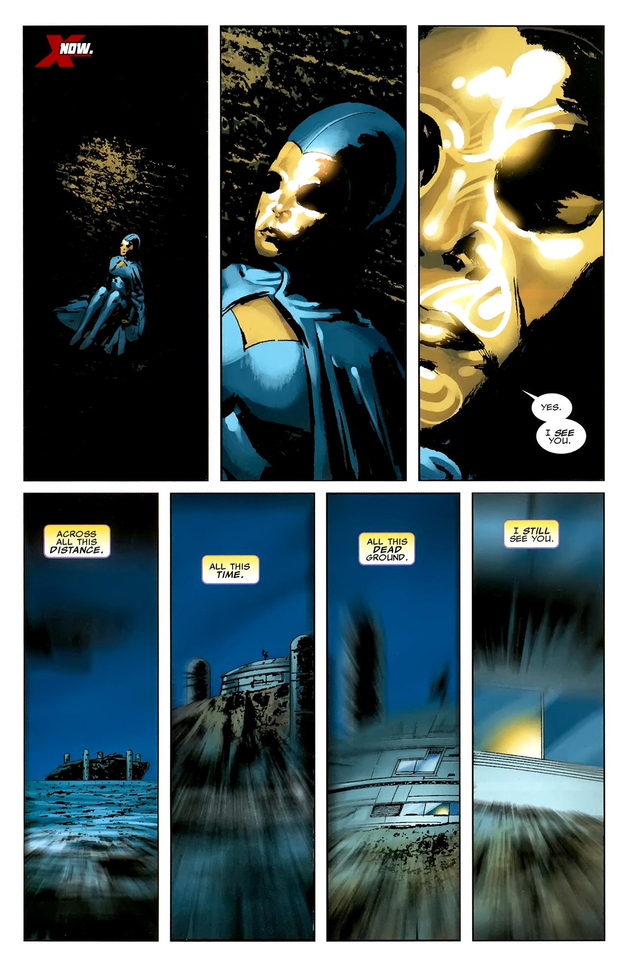 Read online X Necrosha comic -  Issue # Full - 43