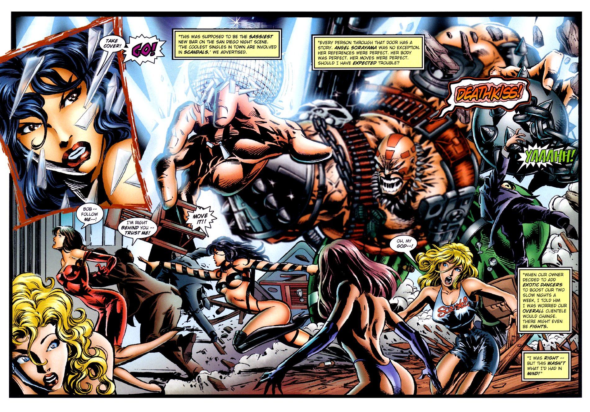 Read online Jade Warriors comic -  Issue #2 - 14