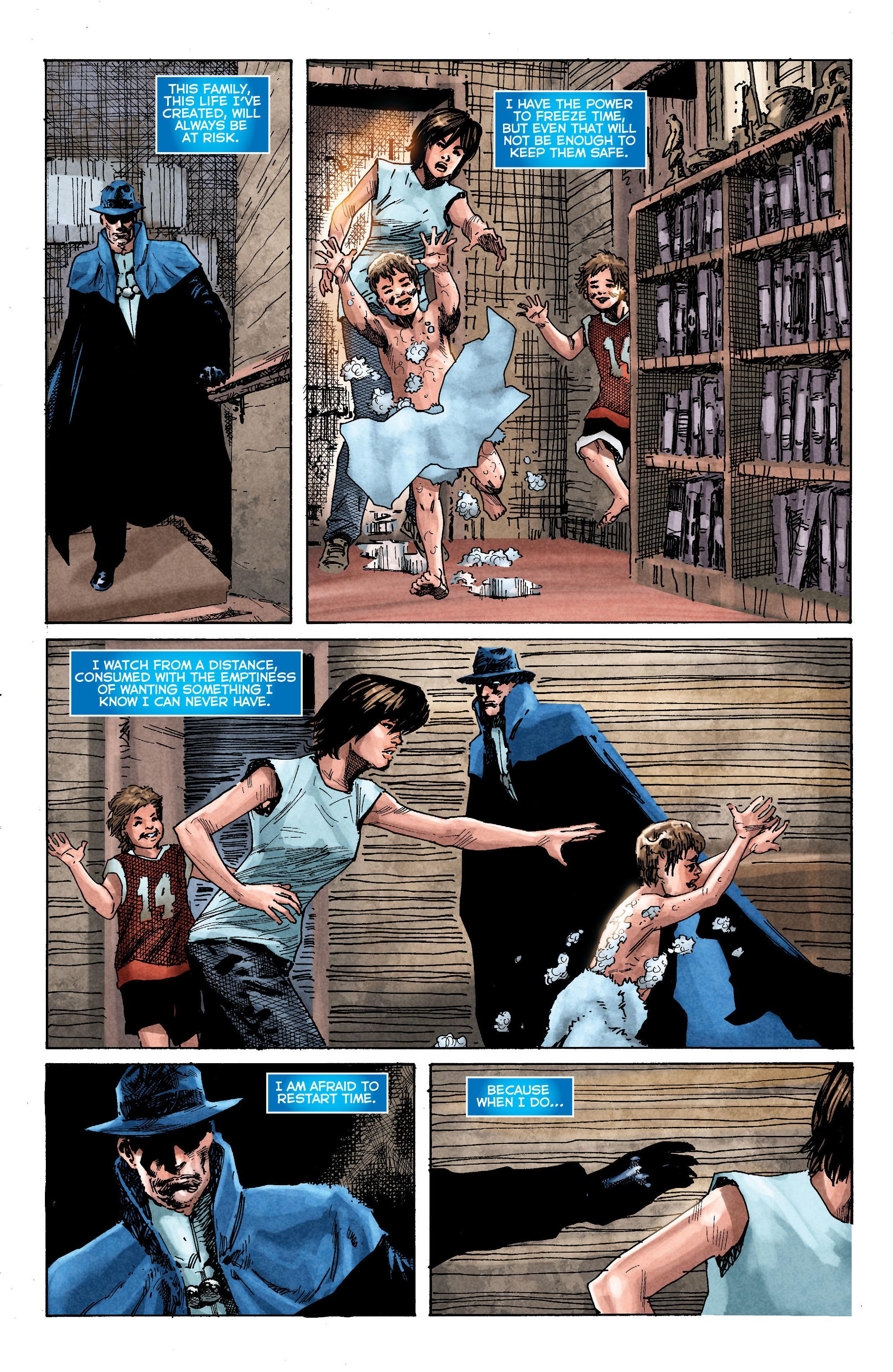 Read online Trinity of Sin: The Phantom Stranger comic -  Issue #2 - 13