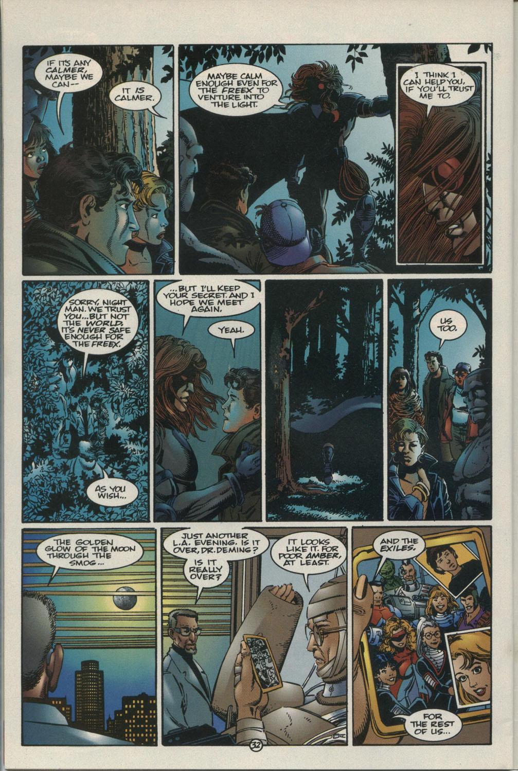 Read online Break-Thru comic -  Issue #2 - 33
