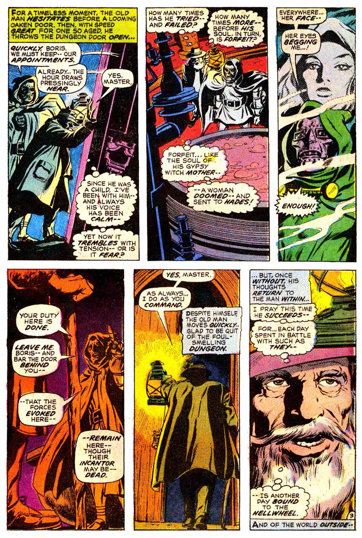 Read online Astonishing Tales (1970) comic -  Issue #8 - 15
