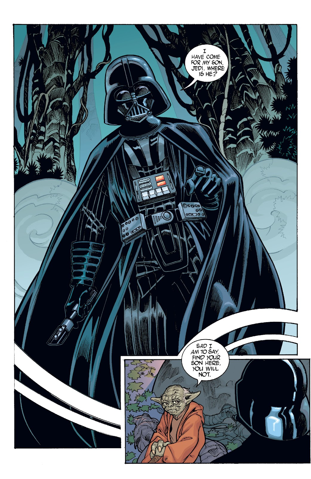 Read online Star Wars Legends: Infinities - Epic Collection comic -  Issue # TPB (Part 2) - 76