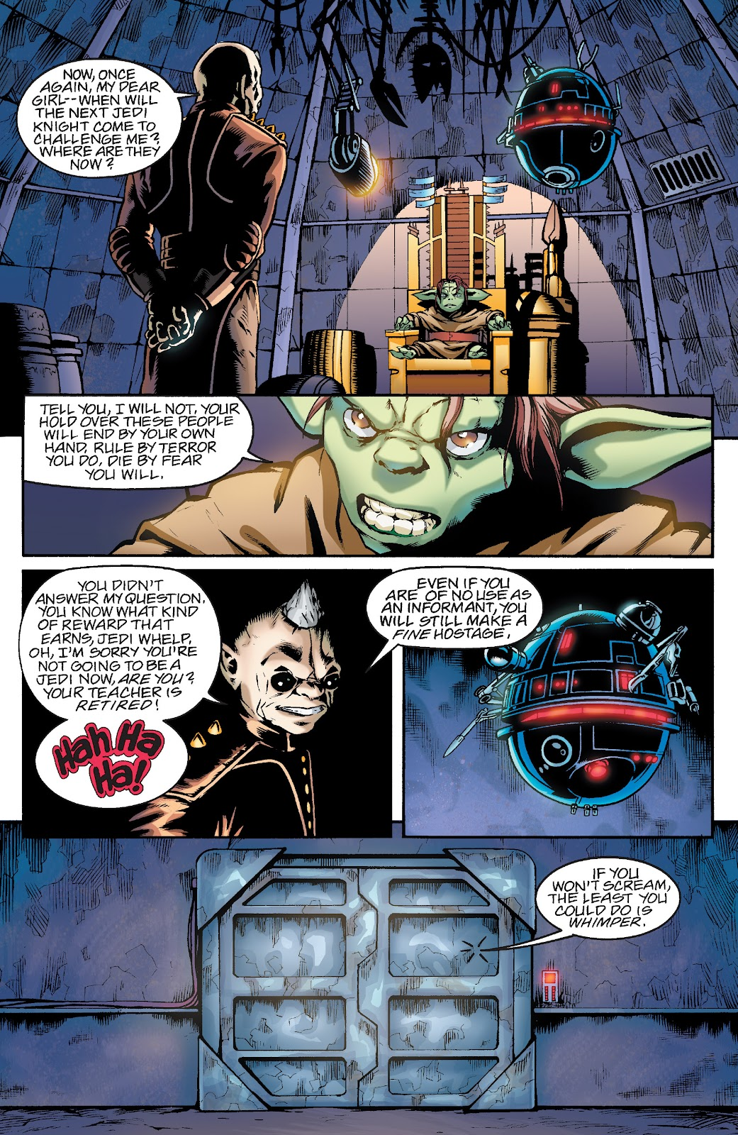 Read online Star Wars Legends: Rise of the Sith - Epic Collection comic -  Issue # TPB 1 (Part 1) - 50