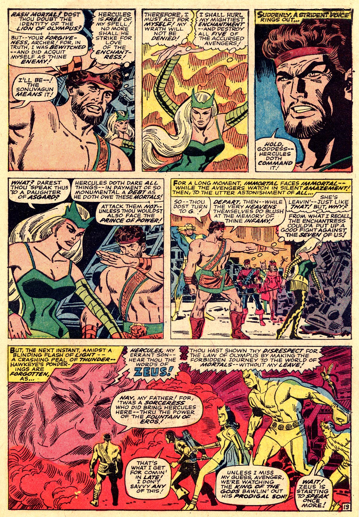 The Avengers (1963) 38 Page 26