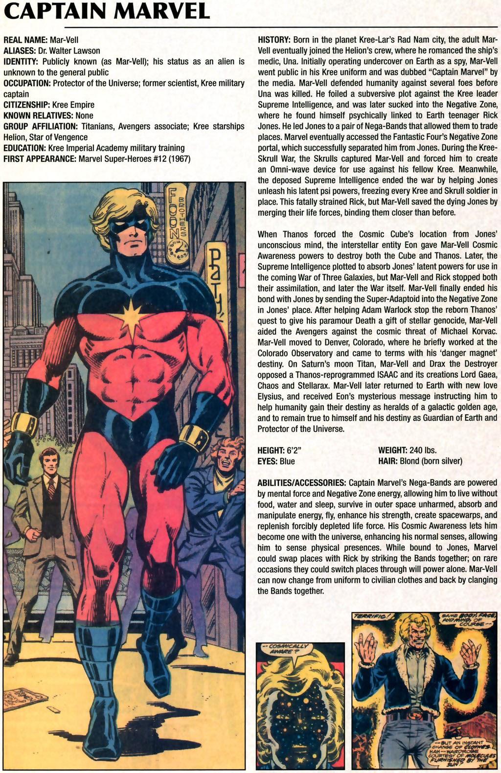 Read online Marvel Legacy: The 1970's Handbook comic -  Issue # Full - 8