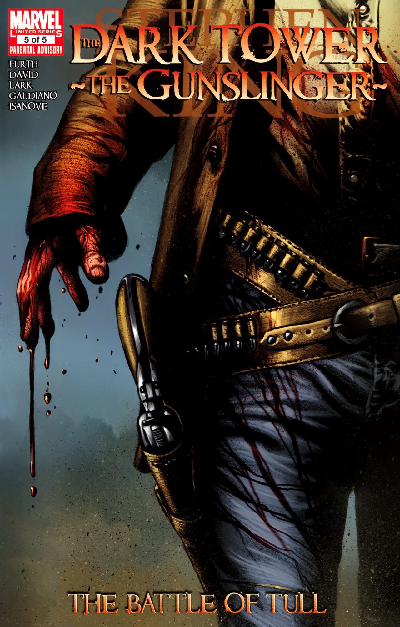 Read online Dark Tower: The Gunslinger - The Battle of Tull comic -  Issue #5 - 1