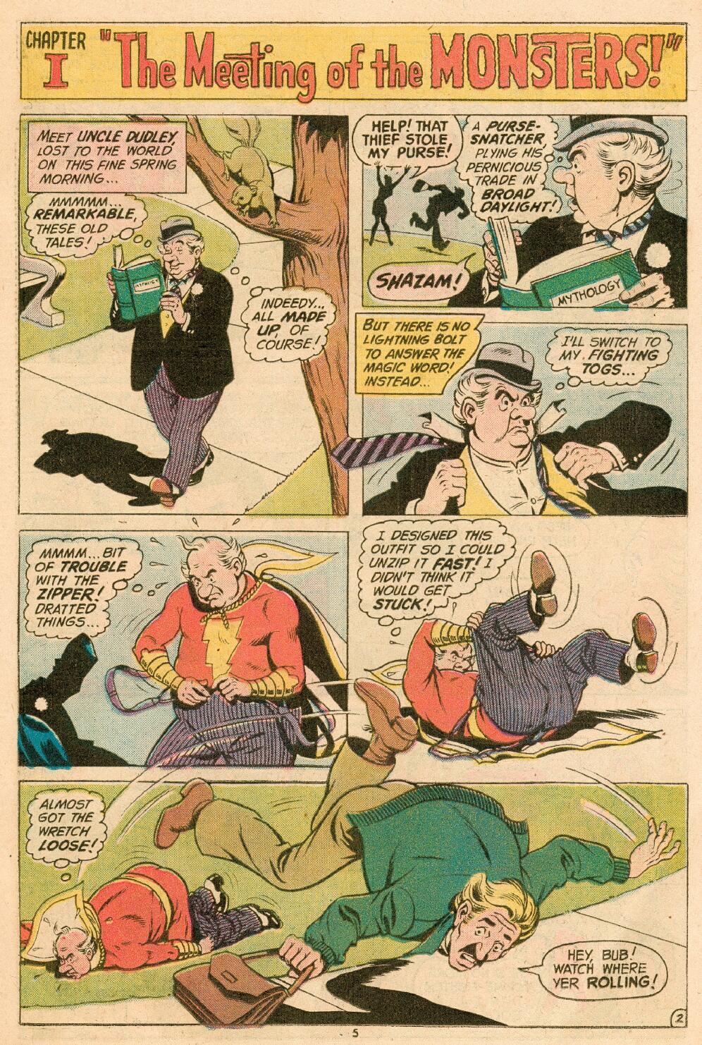 Read online Shazam! (1973) comic -  Issue #14 - 4