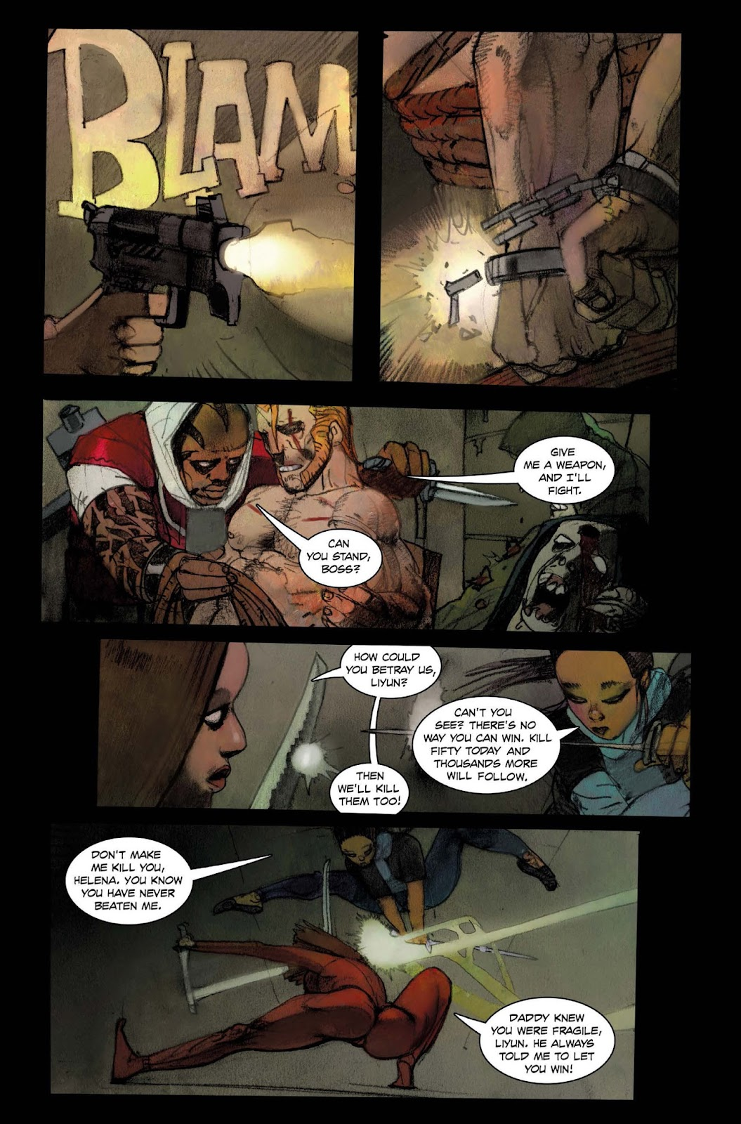 13 Coins issue TPB - Page 152