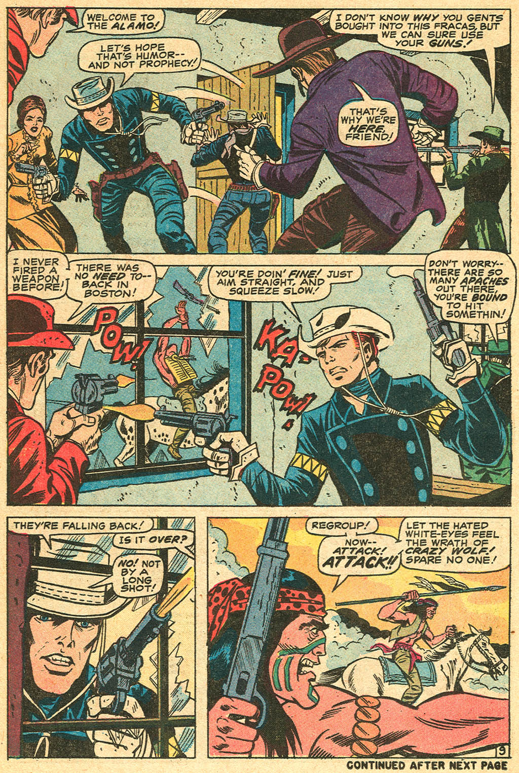 The Rawhide Kid (1955) issue 74 - Page 14
