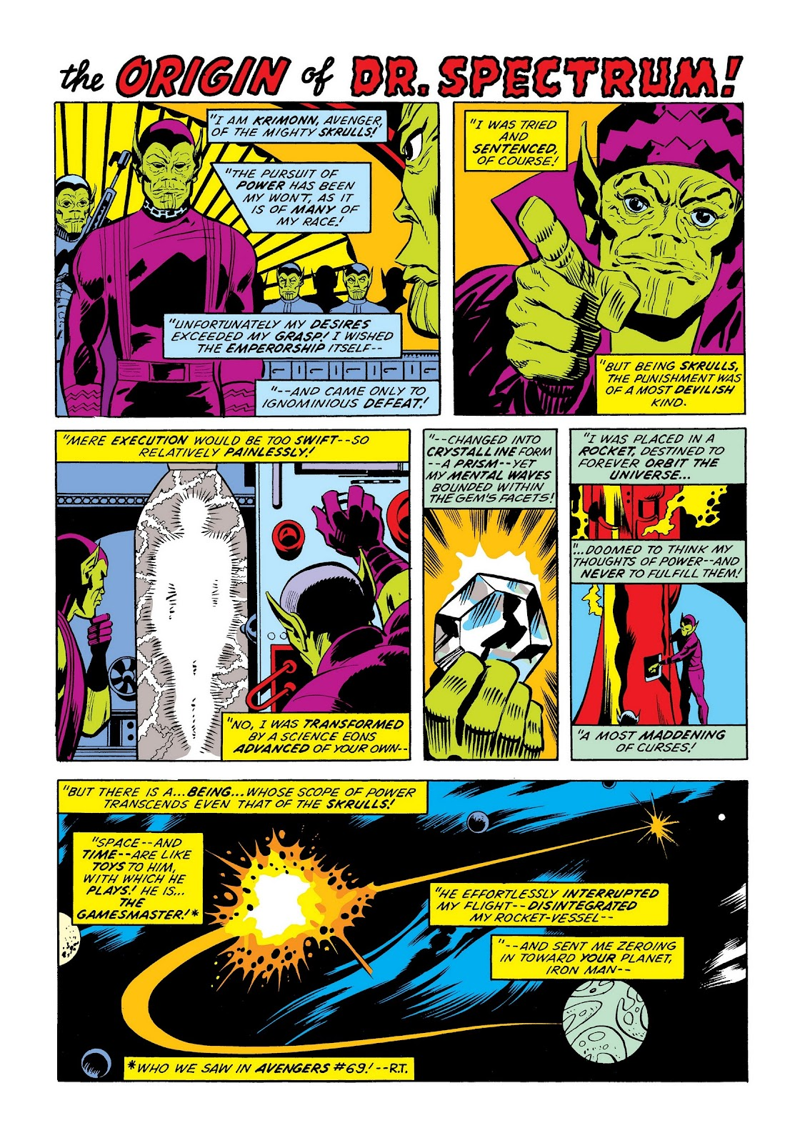 Read online Marvel Masterworks: The Invincible Iron Man comic -  Issue # TPB 9 (Part 3) - 45