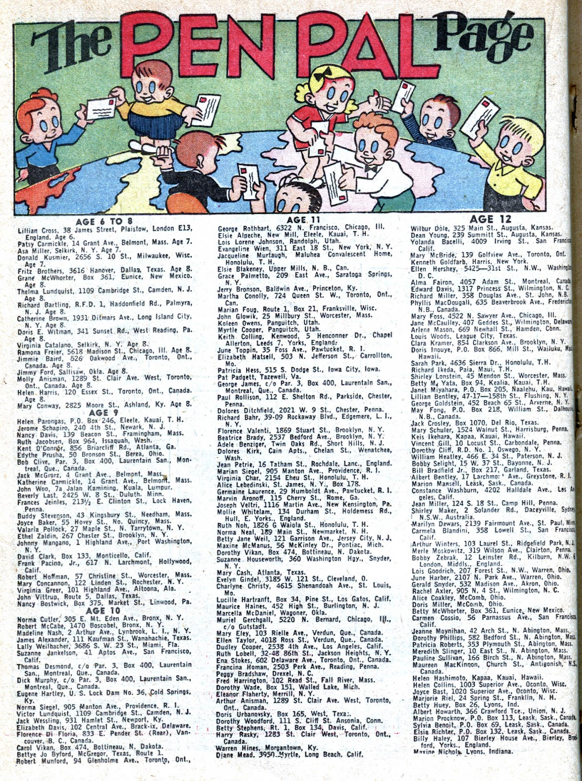 Read online Famous Funnies comic -  Issue #66 - 32