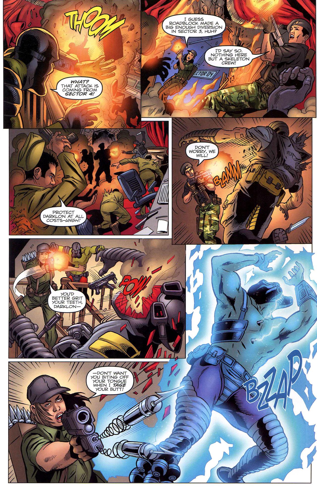 G.I. Joe: A Real American Hero 171 Page 17