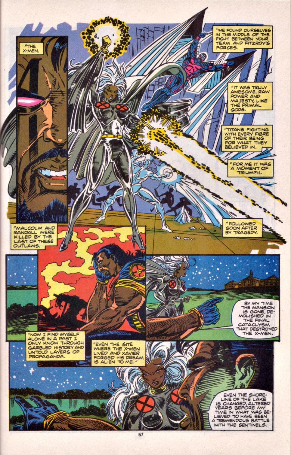 Read online Uncanny X-Men (1963) comic -  Issue # _Annual 16 - 48