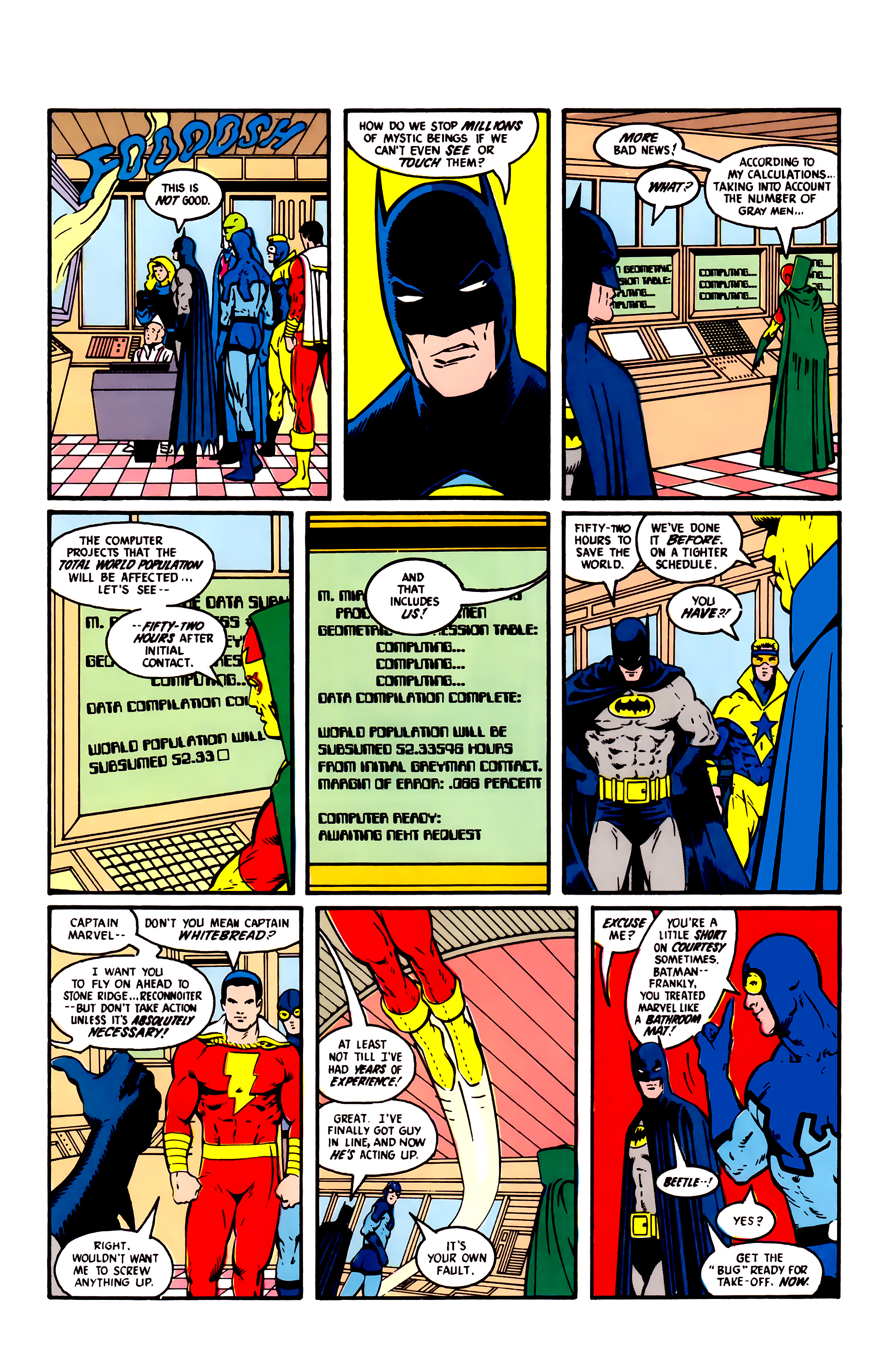 Read online Justice League (1987) comic -  Issue #5 - 17