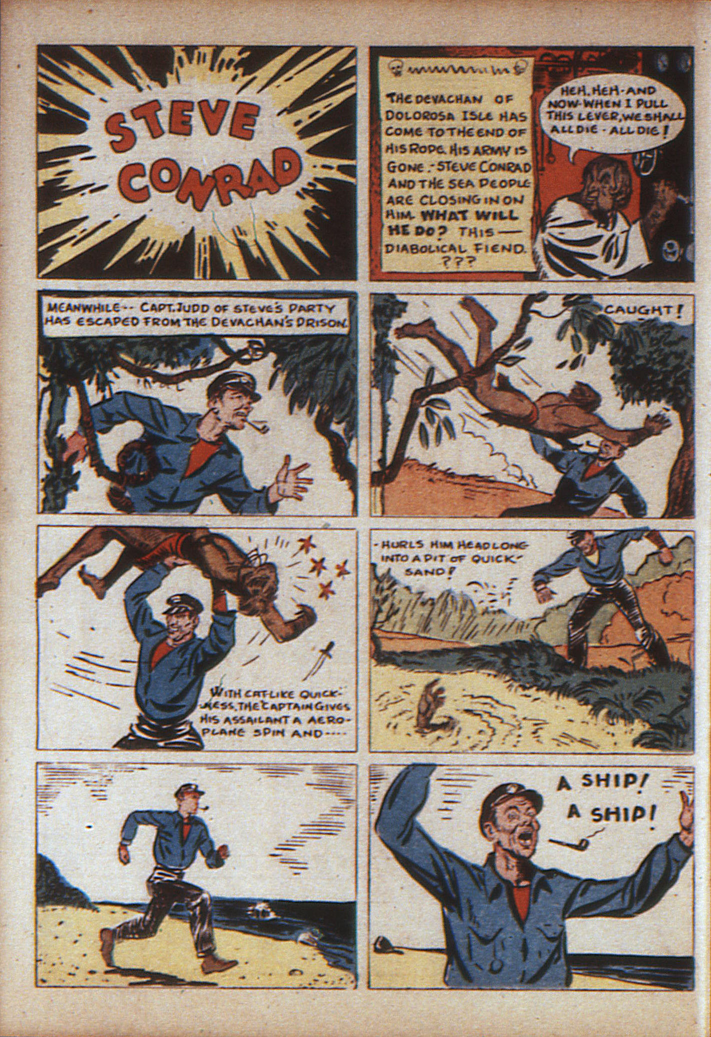 Read online Adventure Comics (1938) comic -  Issue #12 - 51