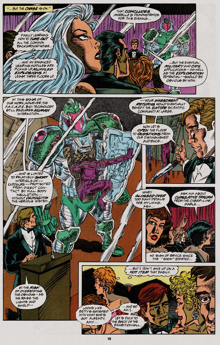 Web of Spider-Man (1985) Issue #113 #123 - English 13