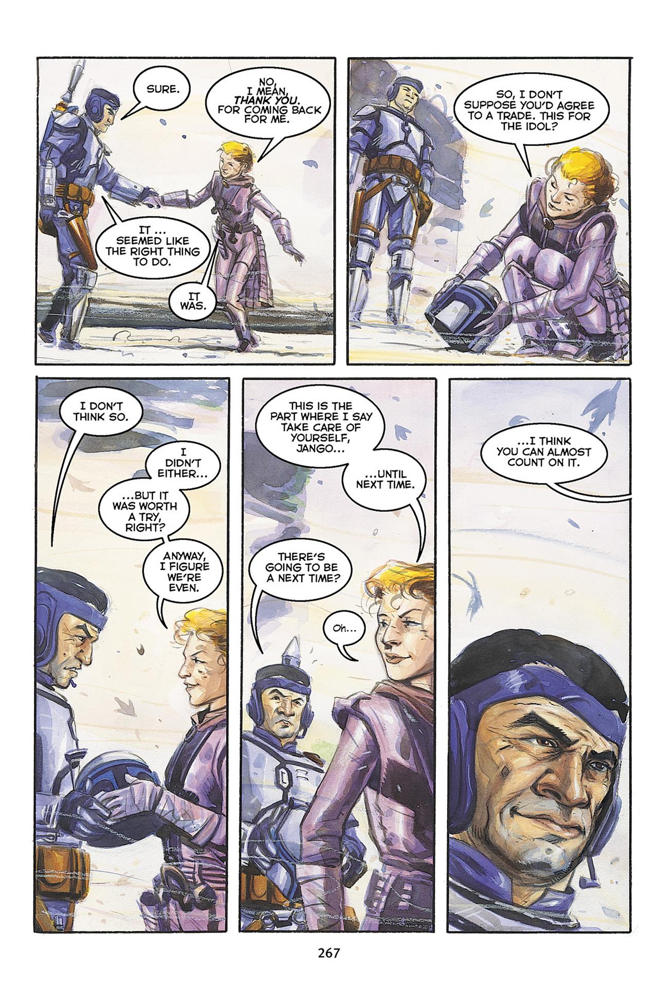 Read online Star Wars Omnibus comic -  Issue # Vol. 10 - 264