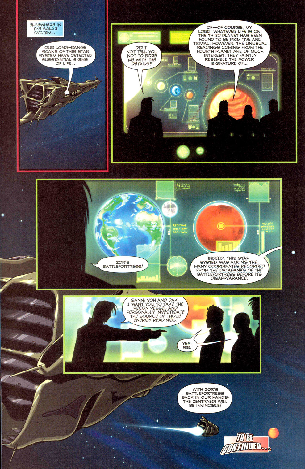 Read online Robotech: Invasion comic -  Issue #2 - 24
