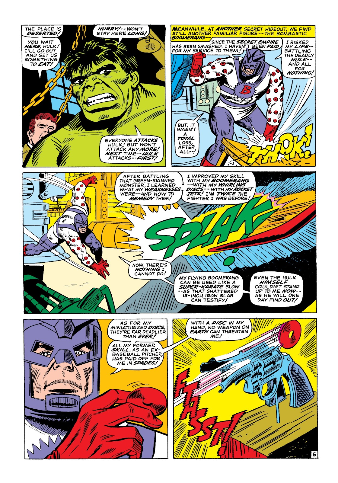 Read online Marvel Masterworks: The Incredible Hulk comic -  Issue # TPB 3 (Part 1) - 79
